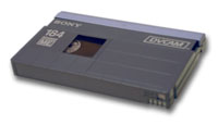 VHS video format